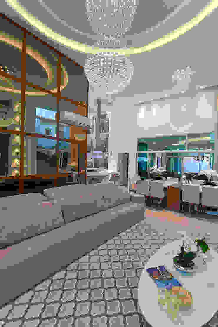 Designer de Interiores e Paisagista Iara Kílaris Modern living room