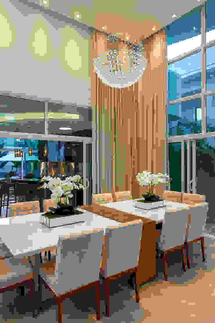 Designer de Interiores e Paisagista Iara Kílaris Modern dining room