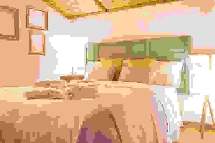 Bedroom by Arte y Vida Arquitectura