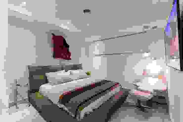 PH D Terrace zona romantica Recámaras eclécticas de DECO Designers Ecléctico
