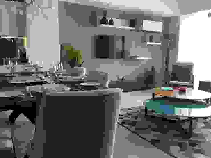 loft 268-401 Comedores de estilo moderno de DECO Designers Moderno