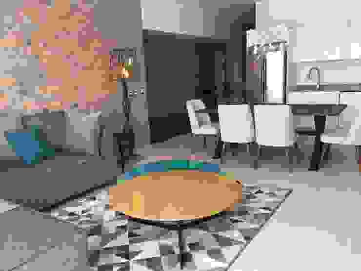 loft 268-401 Livings de estilo moderno de DECO Designers Moderno