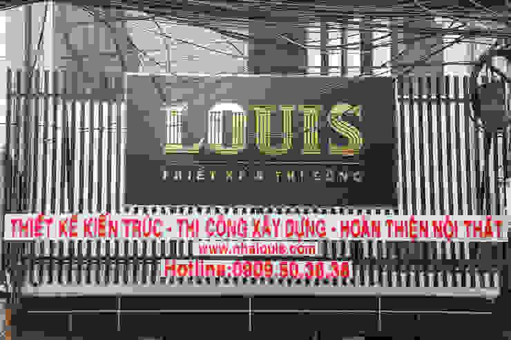 Giới thiệu Công Ty Thiết Kế Xây Dựng LOUIS bởi Công Ty Thiết Kế Xây Dựng LOUIS