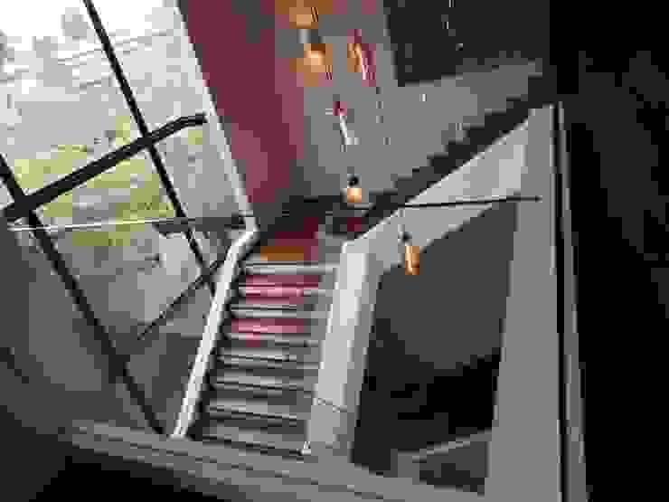 Luxury Bungalows @ Lorong Gurney Kuala Lumpur Mode Architects Sdn Bhd Stairs