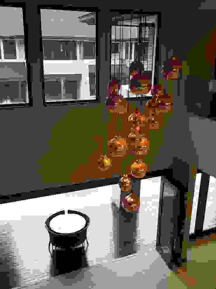 Luxury Bungalows @ Lorong Gurney Kuala Lumpur Mode Architects Sdn Bhd Tropical style conservatory