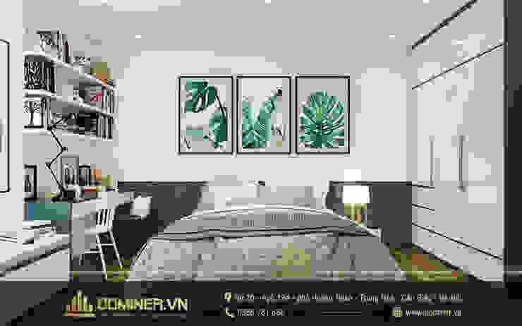 Phòng ngủ con trai bởi Thiết kế - Nội thất - Dominer