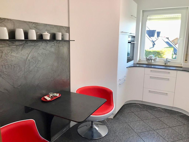 Cocinas equipadas de estilo  por higloss-design.de - Ihr Küchenhersteller