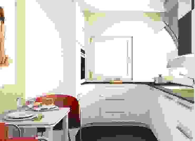 Projekty,  Kuchnia na wymiar zaprojektowane przez RGenau Industries GmbH & Co. KG