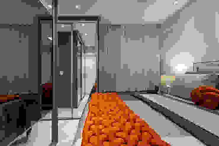 Kamar Tidur Modern Oleh Bruno Sgrillo Arquitetura Modern