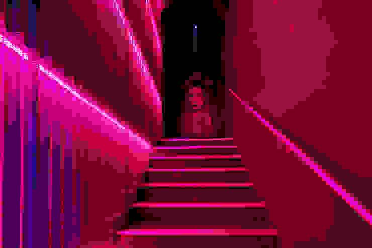 Club Interior - Nachher Flur / Eingangsbereich Kaldma Interiors - Interior Design aus Karlsruhe