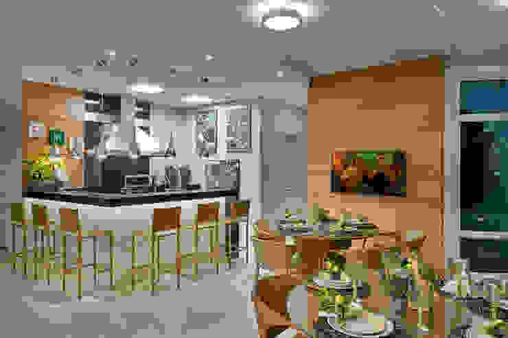 Moderne Garagen & Schuppen von Designer de Interiores e Paisagista Iara Kílaris Modern