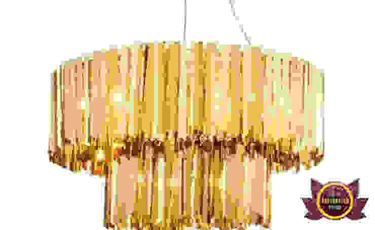 Grand Magnificent Light Fixture by Luxury Antonovich Design