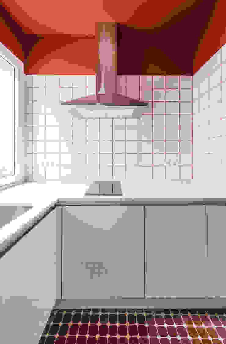 Cocina Cocinas de estilo minimalista de Eeestudio Minimalista