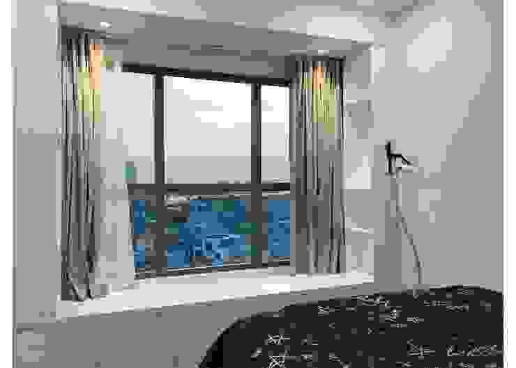 Bay window phòng ngủ: hiện đại  by Lio Decor, Hiện đại