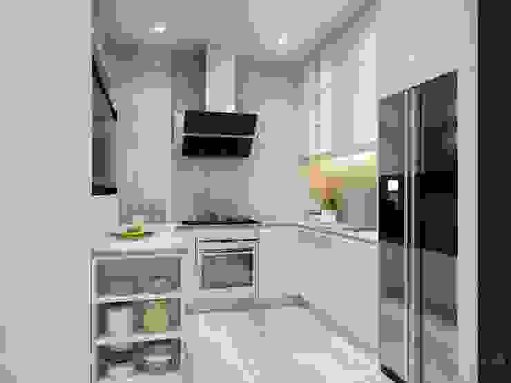 Tủ bếp bởi Lio Decor Hiện đại