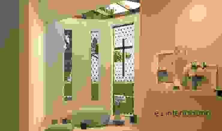 par ea interiorismo Éclectique