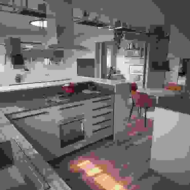Design indispensável Cozinhas modernas por Marcelo Minuscoli - Projetos Personalizados Moderno