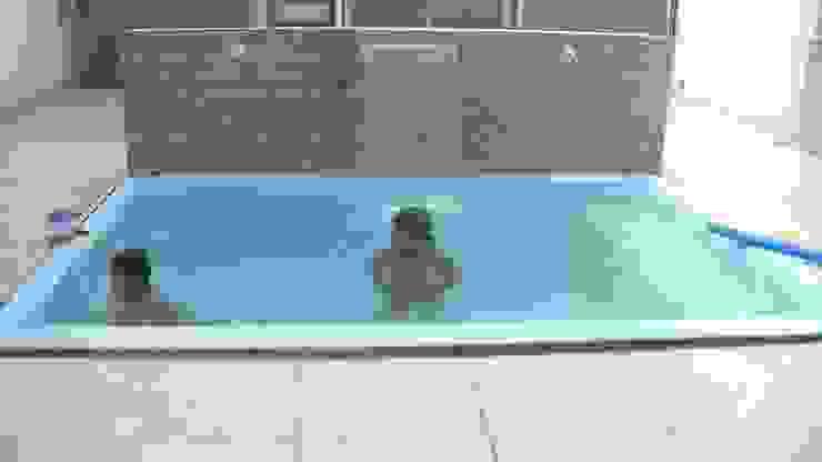 Cascada de Pool Solei Rústico