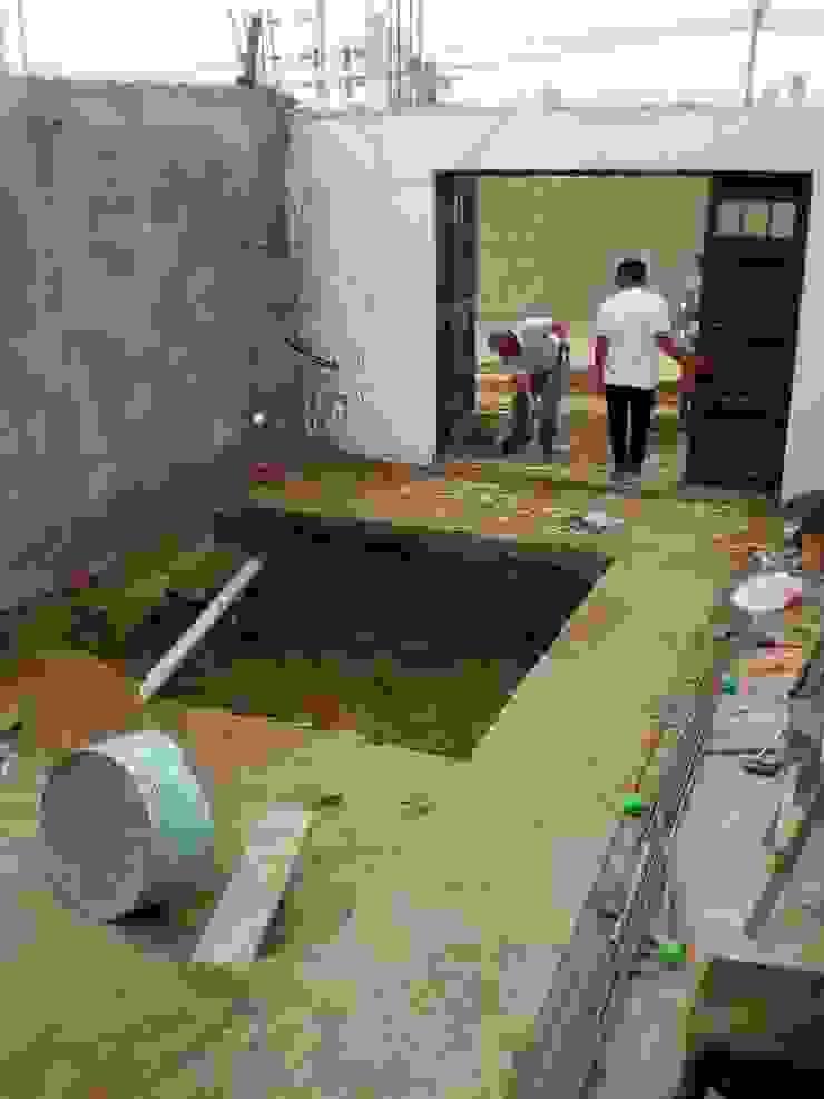 Excavacion de Pool Solei Clásico