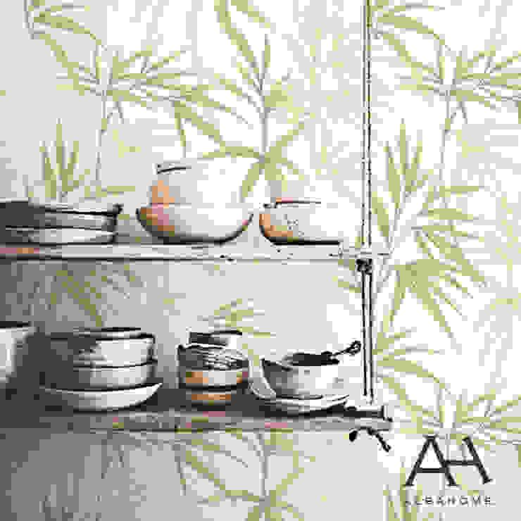 Alba Home Cozinhas asiáticas
