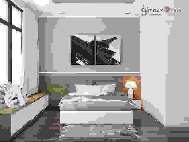 THIẾT KẾ THI CÔNG NỘI THẤT PARK HILL – TIME CITY bởi Nội thất cao cấp maxxDecor