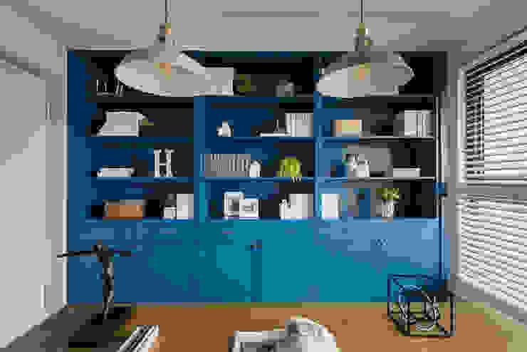 英式藍調 根據 知域設計 北歐風