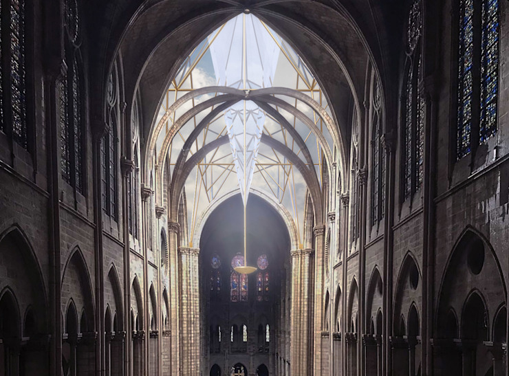 โดย POA Estudio Arquitectura y Reformas en Córdoba โมเดิร์น กระจกและแก้ว