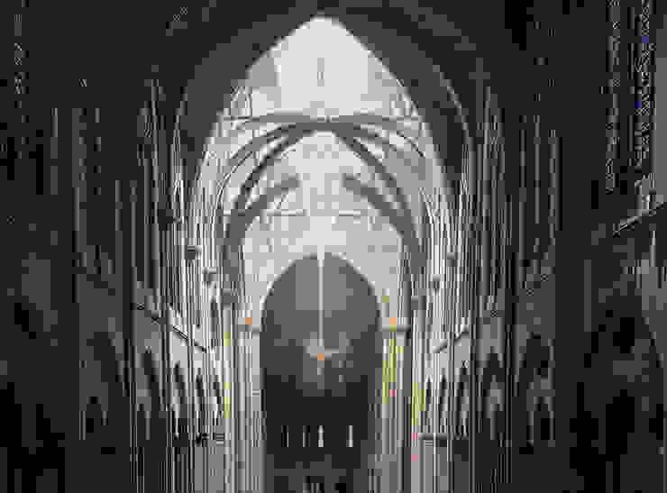 根據 POA Estudio Arquitectura y Reformas en Córdoba 現代風 玻璃