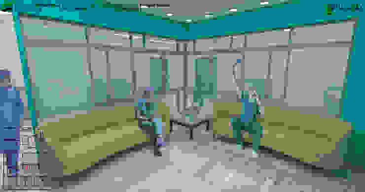 ESTAR DEL AREA QUIRURGICA de LAC ARQUITECTURA HOSPITALARIA Moderno