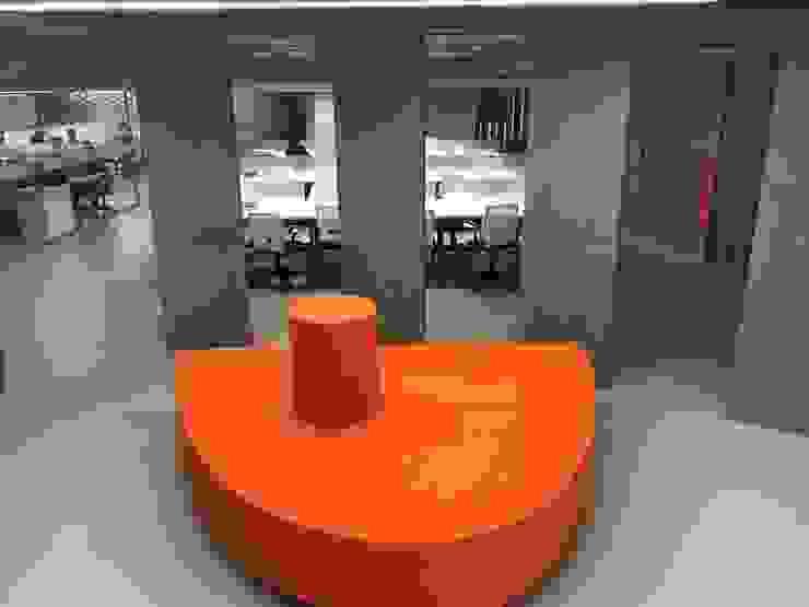 Lounge: Locais de eventos  por JBENARQ,Minimalista Concreto