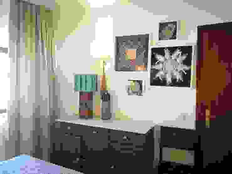 Casa Naperon Atelier Ana Leonor Rocha Quartos pequenos