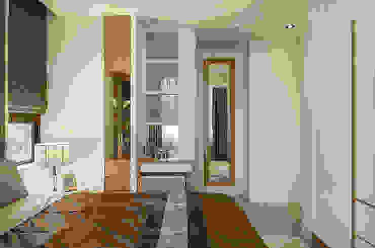 沉穩典雅 根據 邑舍室內裝修設計工程有限公司 古典風