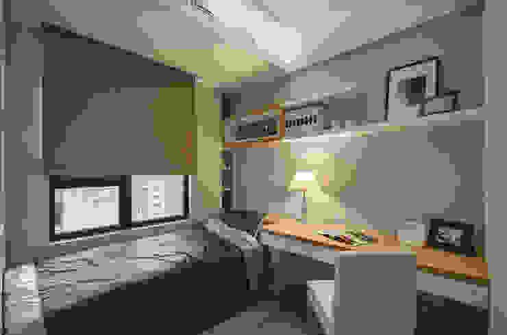 沉穩典雅 邑舍室內裝修設計工程有限公司 青少年房