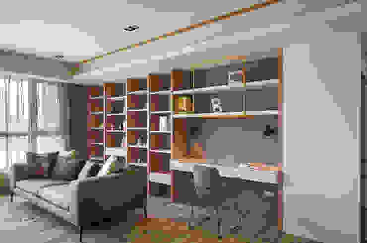 清新暖意 根據 邑舍室內裝修設計工程有限公司 北歐風