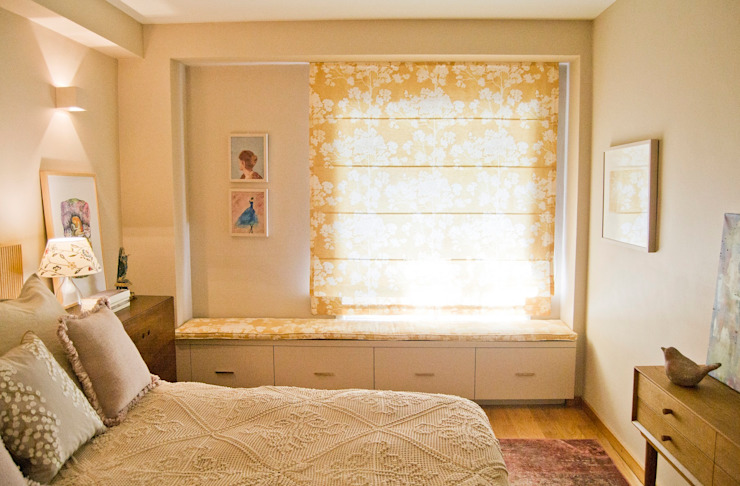 Remodelaç u00e3o de apartamento T4 em deliciosos tons quentes Porto # Curso De Decoração De Interiores No Porto