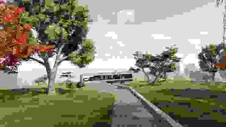 concrete by Inline Spaces Pty Ltd