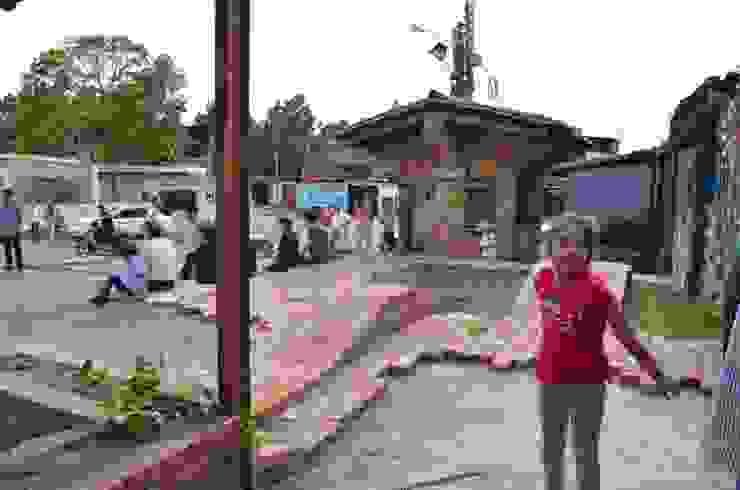 Interacción del espacio y su comunidad Arq Stephanny Reyes