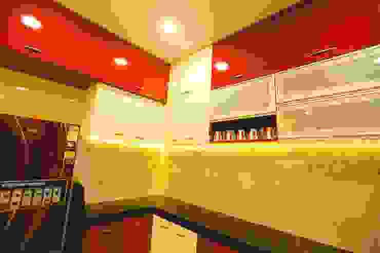 Kitchen Design Ideas:  Kitchen by Square 4 Design & Build,