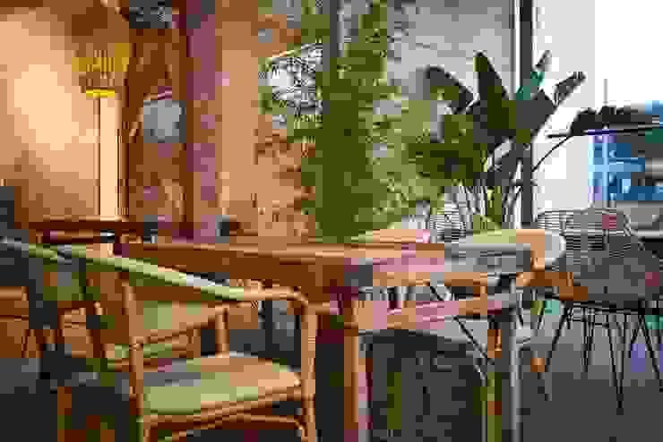 Tropische gastronomie van MisterWils - Importadores de Mobiliario y departamento de Proyectos. Tropisch