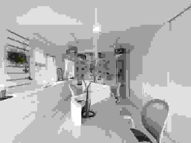 辦公區 根據 存果空間設計有限公司 現代風