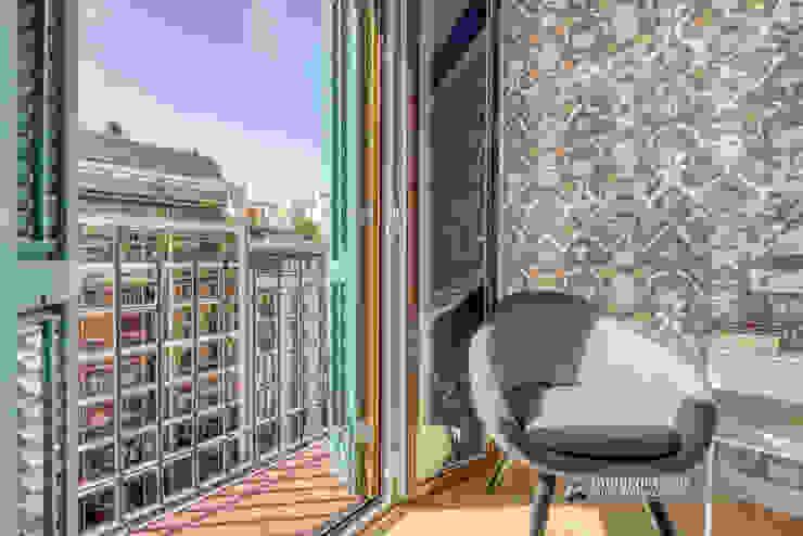Interior en gran entorno Carlos Sánchez Pereyra | Artitecture Photo | Fotógrafo Dormitorios pequeños