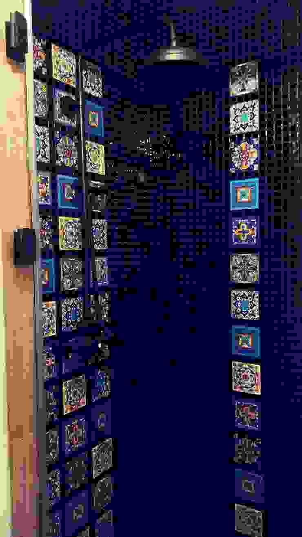 Cerames Baños de estilo clásico Cerámico Multicolor