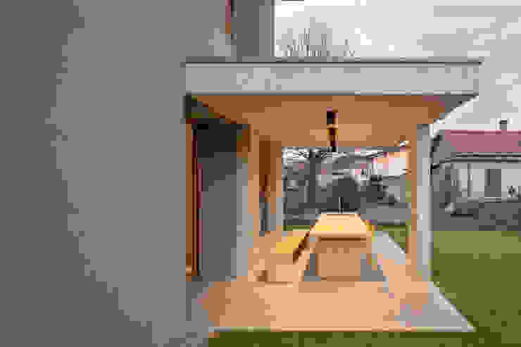 MIDE architetti Wooden windows
