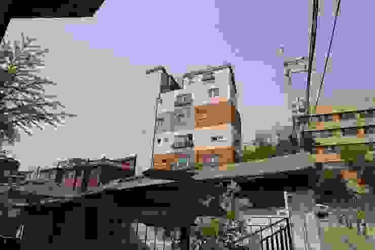 성산동 소행주 by (주)믹스토리건축사사무소