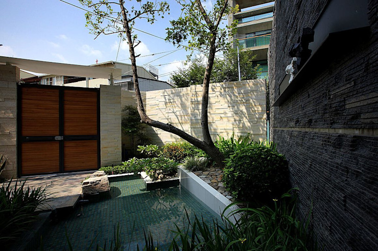 大桓設計顧問有限公司 Garden Swim baths & ponds