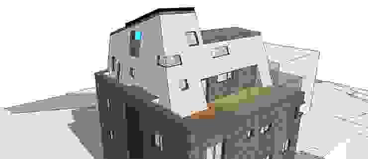 청운지몽-청운동 상가주택 by (주)믹스토리건축사사무소