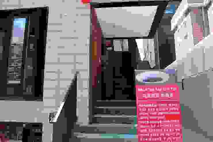 연남동 상가주택 by (주)믹스토리건축사사무소