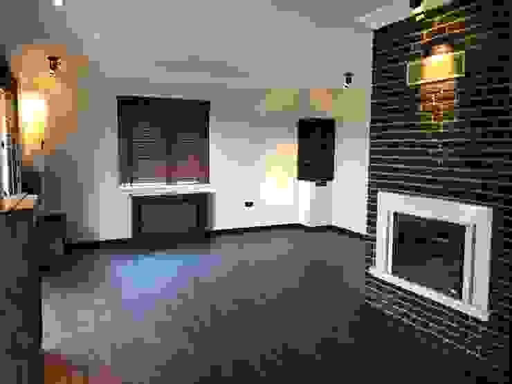 Halif Yapı Modern Living Room Stone Black