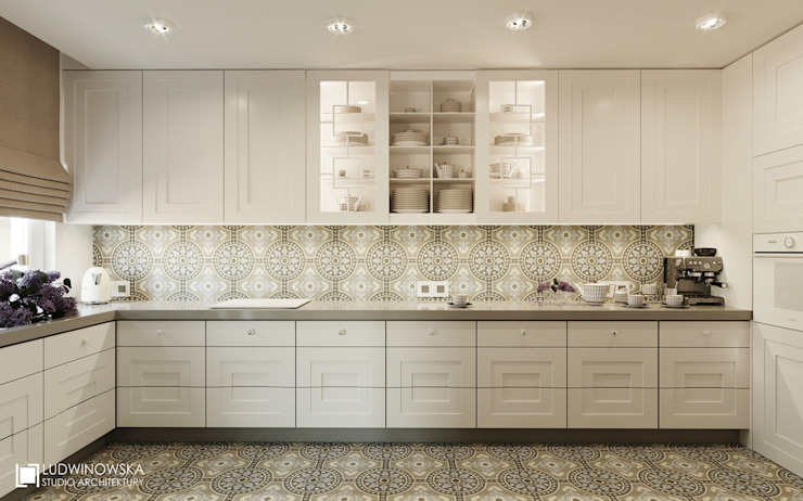 Cerames Built-in kitchens