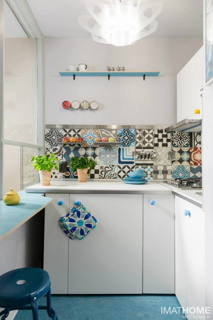 Cerames Small kitchens